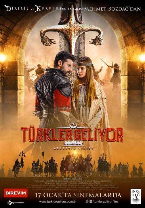 Türkler Geliyor: Adaletin Kılıcı'yla Fatih Sultan Mehmet'in Avrupa seferleri beyaz perdeye taşınıyor