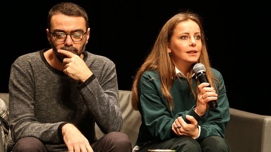 'Dilsiz' filminin galası yapıldı