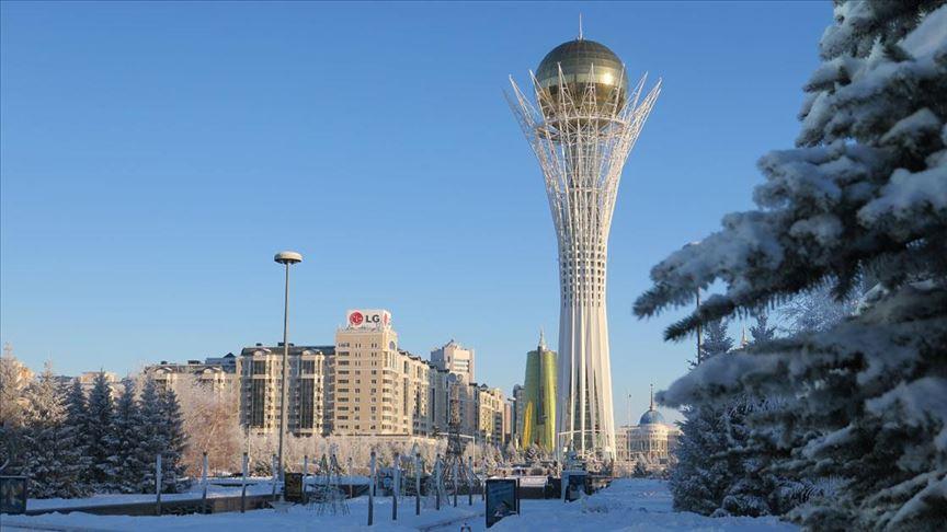 Kazakistan'da çalışan yabancı işçi sayısı 19 bin 145 kişi oldu