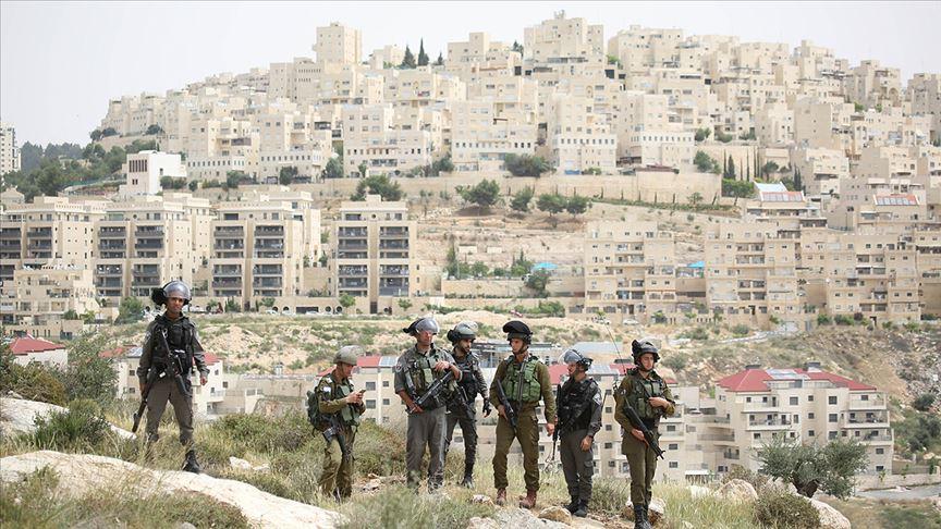 """Filistin Çevre Kalite Kurumu'ndan İsrail'e """"doğa koruma alanı adı altında toprak çaldığı"""" suçlaması"""