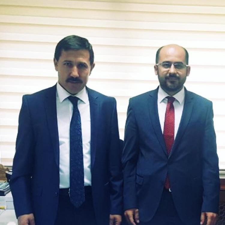 Osman Ciğer Karatay Başkan Yardımcısı oldu