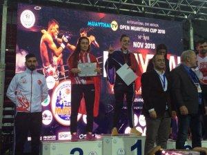 Beyşehirli sporcular Antalya'da madalyaları topladı