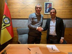 BtcTurk Yeni Malatyaspor, teknik direktör Kemal Özdeş ile anlaştı
