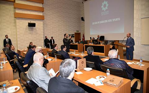 Selçuklu Kent Konseyi toplandı