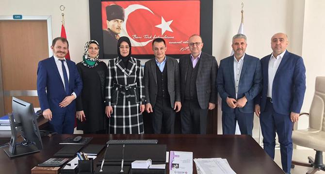 AK Parti Konya Milletvekili Samancı Beyşehir'de