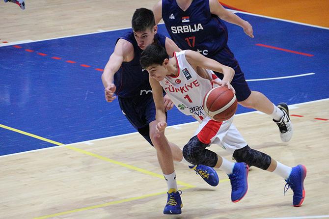 Basketbol: Uluslararası Yıldız Erkekler 16 Yaş Altı Turnuvası
