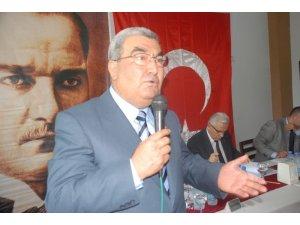 """Başkan Necip Saraç; """"11 ortağımıza 937 milyon lira kredi kullandırdık"""""""