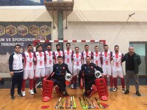Avrupa şampiyonu Polisgücü, lig şampiyonluğu yolunda emin adımlarla