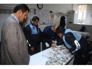 Karaman'da dilenci operasyonu