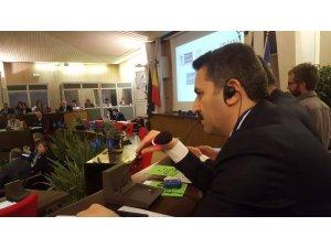 Başkan Eroğlu'ndan Fransa'ya sert tepki