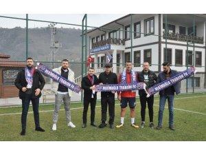 Hekimoğlu Trabzon FK, taraftarlar derneği kulübe ziyaret