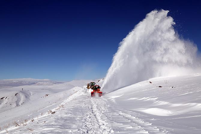 Meteoroloji uyardı! İç Anadolu'da yoğun kar yağışı bekleniyor