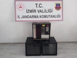 İzmir'de çay ocağına kumar operasyonu
