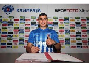 Yeni Malatyaspor, Kasımpaşa'dan Karim Hafez'i aldı