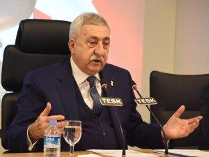 """TESK Genel Başkanı Palandöken: """"Esnafın POS kullanım ücreti kaldırılmalı"""""""