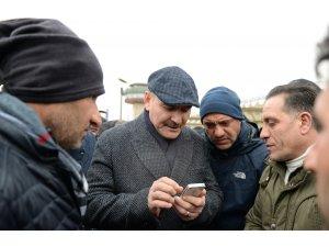 İçişleri Bakanı Süleyman Soylu hasarsız ve az hasarlı binalara ilişkin gelişmeyi açıkladı: