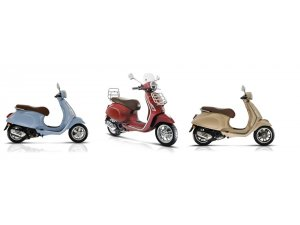 Piaggio'nun üç motosikleti 'en iyiler' listesinde