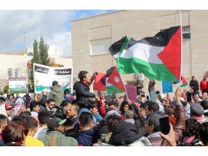 Ürdün'de ABD'nin sözde barış planı protesto edildi