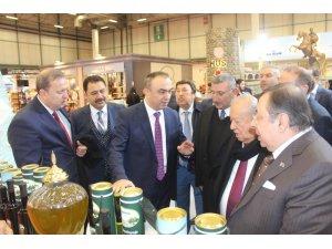 Vali Soytürk EMİTT 2020 fuarına katıldı