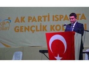AK Parti Isparta Gençlik Kolları Başkanı Ünlü görevi bıraktı