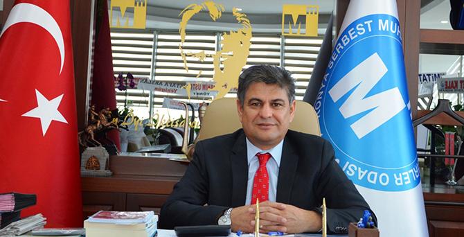 Konya SMMMO Başkanı Erdal'dan bayrak yırtan Yunan vekile tepki