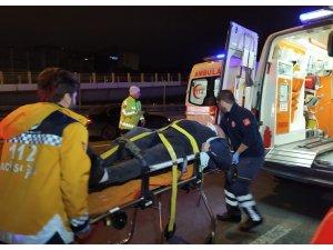Zeytinburnu E-5'te zincirleme kaza 1 ölü, 3 ağır yaralı
