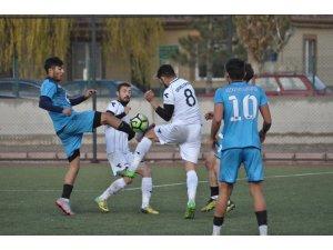Kayseri'de Amatör maçlar tehir edildi