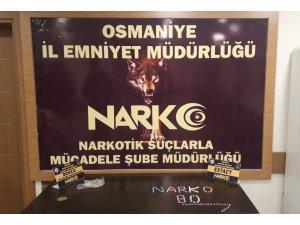 Osmaniye'de uyuşturucu satan iki kişi tutuklandı