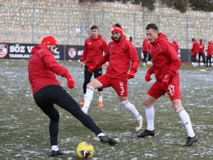 Sivasspor, Gaziantep FK maçına hazır