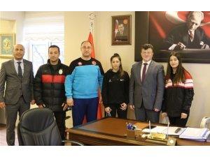 Aydınlı judocular Avrupa kupasında mücadele edecek