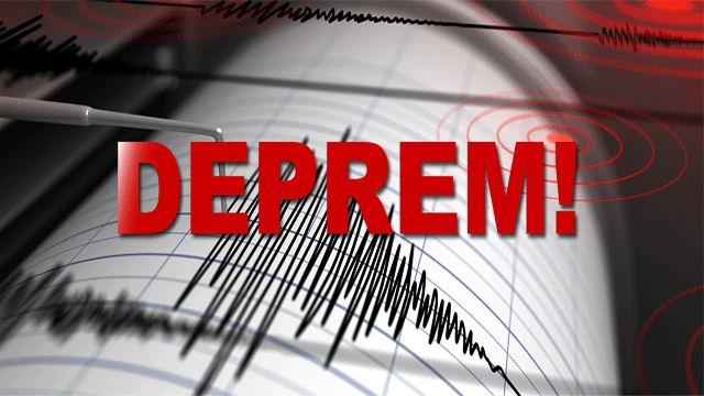 Manisa'da 4,6 büyüklüğünde deprem meydana geldi
