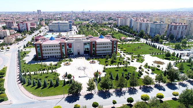 Selçuklu Konya'nın yüzde 29'unu oluşturdu