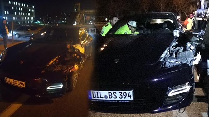 Konya'da korkunç kaza! Feci şekilde can verdi