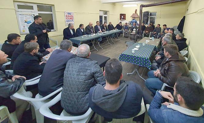Ilgın Organize Sanayi Bölgesi hak sahipleri bilgilendirme toplantısı