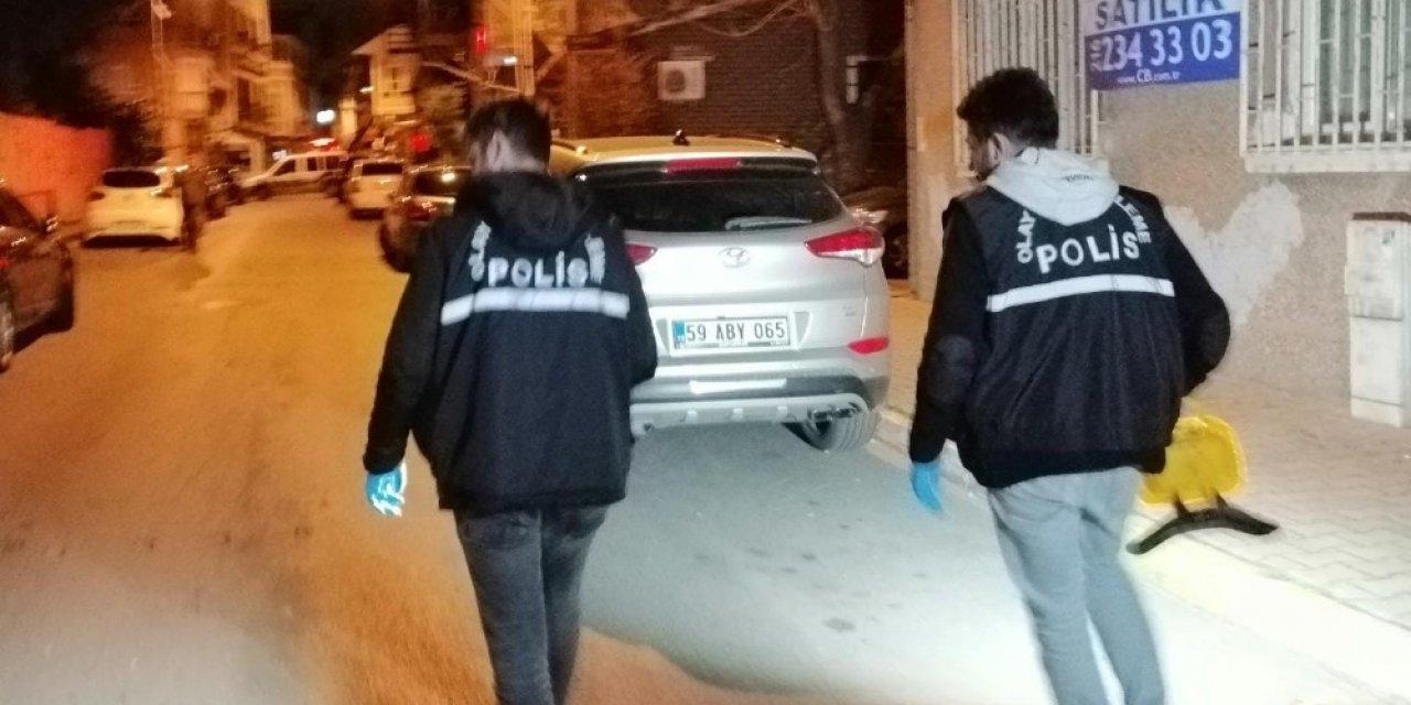 Maltepe'de iki grup arasında silahlı kavga: 1 yaralı