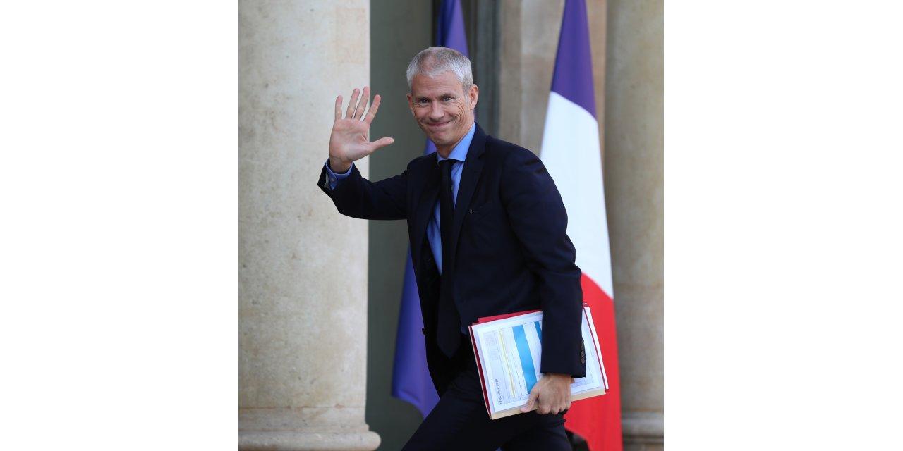 Fransa Kültür Bakanı Riester, koronavirüse yakalandı