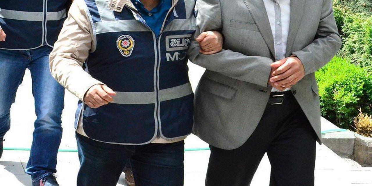 3 yıldır aranan FETÖ firarisi hücre evinde yakalandı