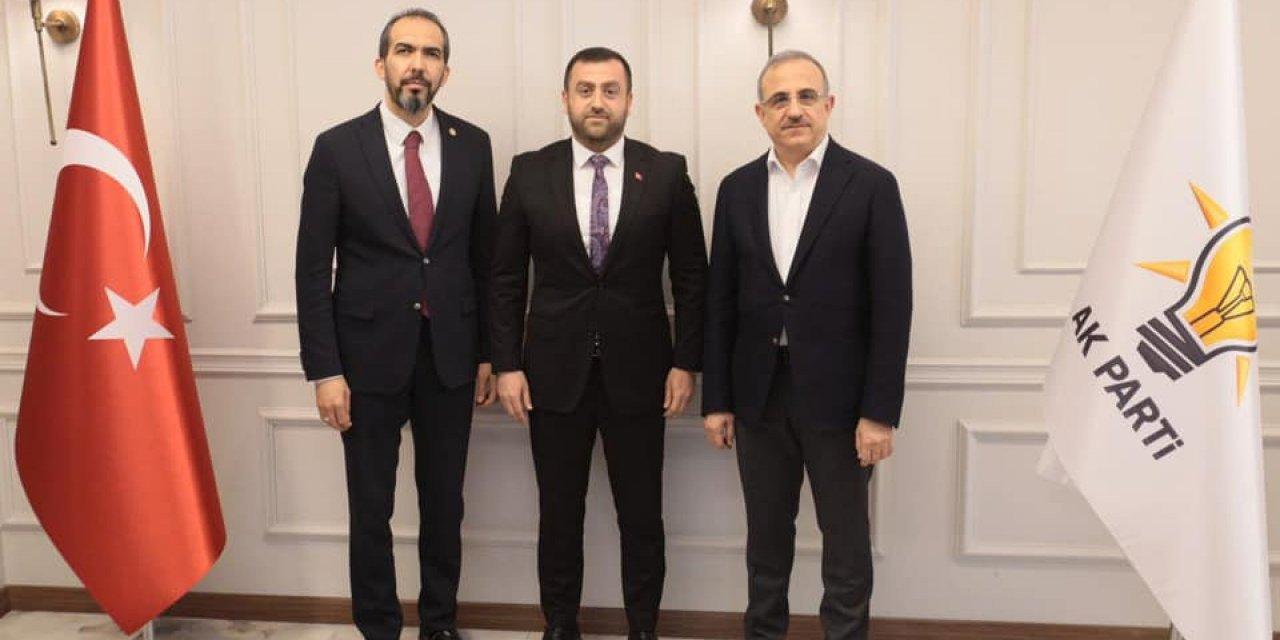 """Selim Girbiyanoğlu: """"Birlik ve beraberlik içinde kongreye gideceğiz"""""""