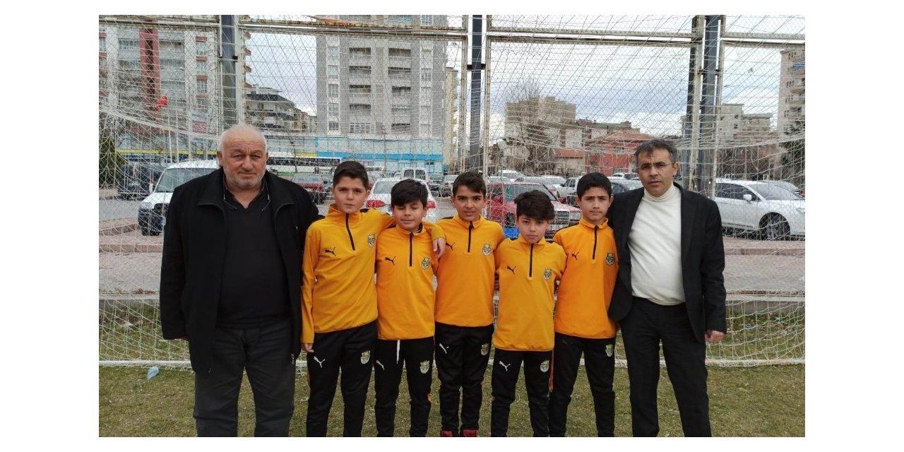 TÜFAD Karması'na Yerköyspor'dan 3 oyuncu seçildi