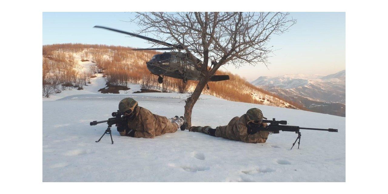 Bitlis'te basma düzenekli 5 kilogram EYP ele geçirildi