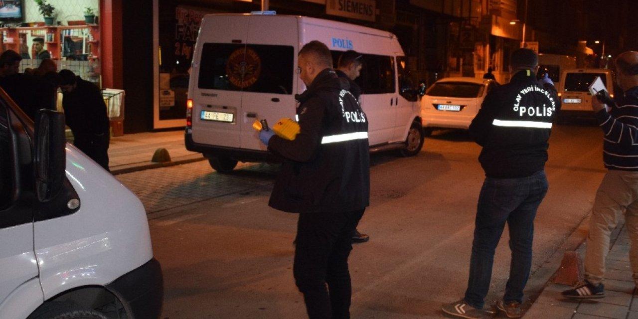 Malatya'da silahlı saldırı şüphelisi yakalandı