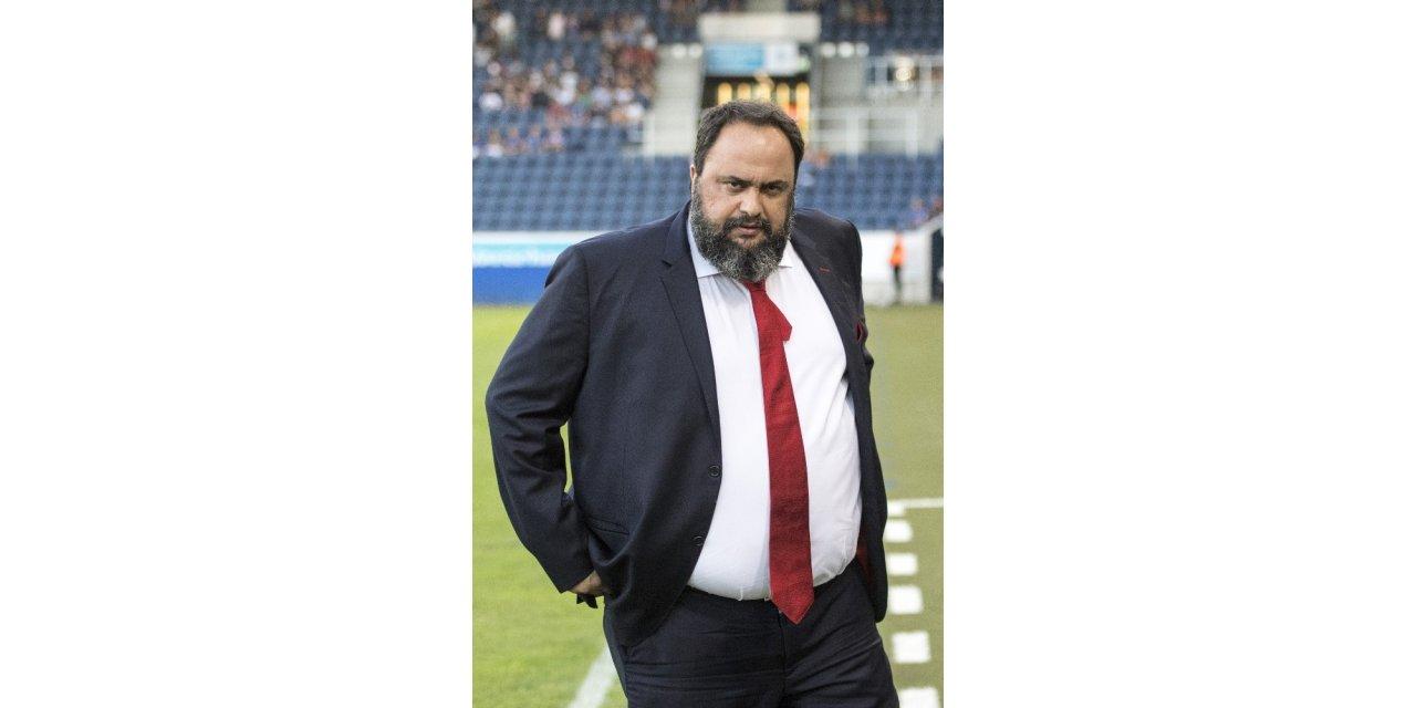 Olympiakos'un başkanı koronavirüse yakalandı!