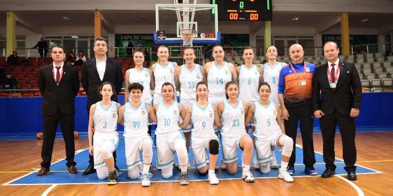 Tarsus Belediyespor Kadın Basketbol Takımı, 1. Lig yolunda