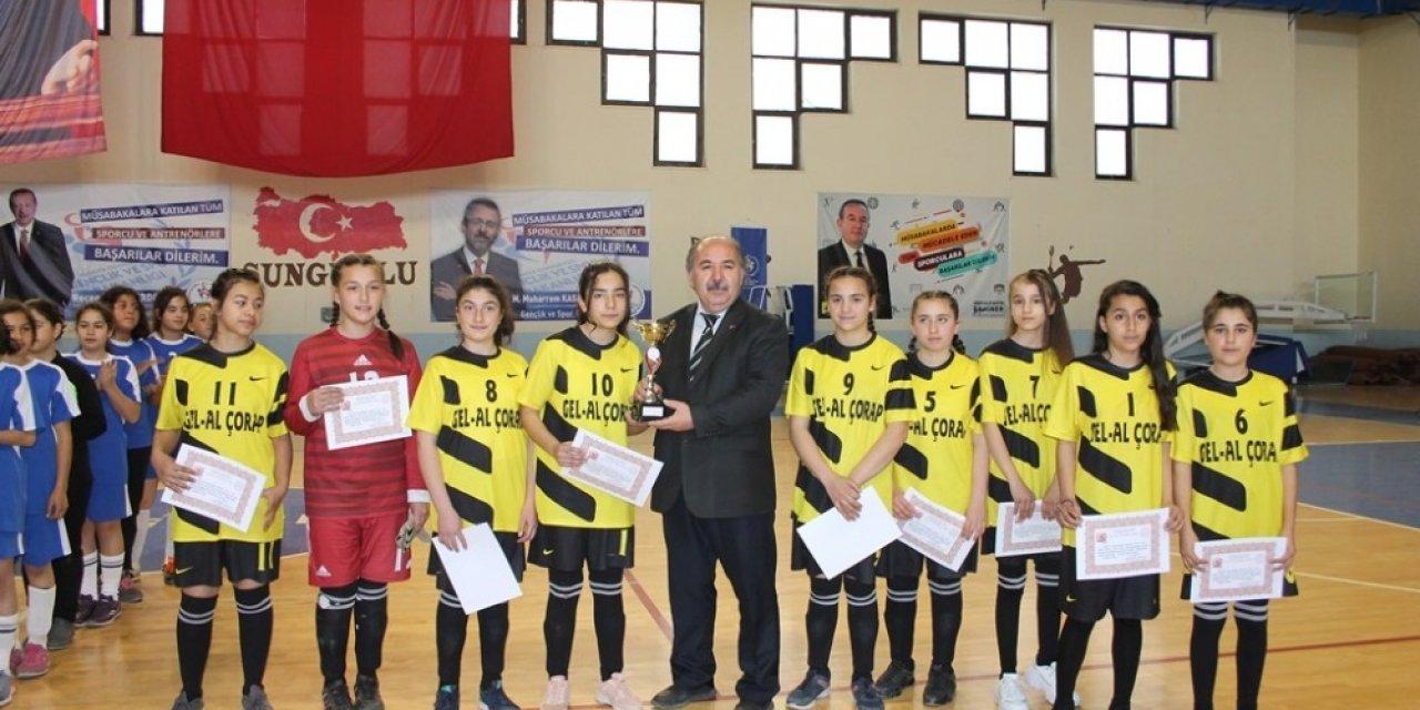Futsalda şampiyon belli oldu