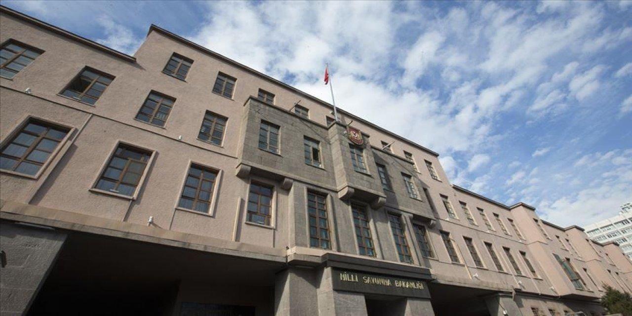 MSB: Türk ve Rus askeri heyetleri toplandı