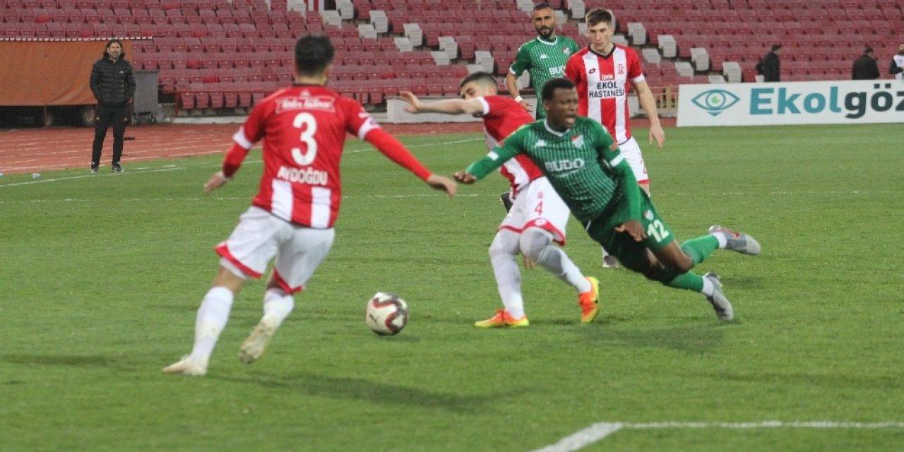 TFF 1. Lig: EH.Balıkesirspor: 1 - Bursaspor: 3
