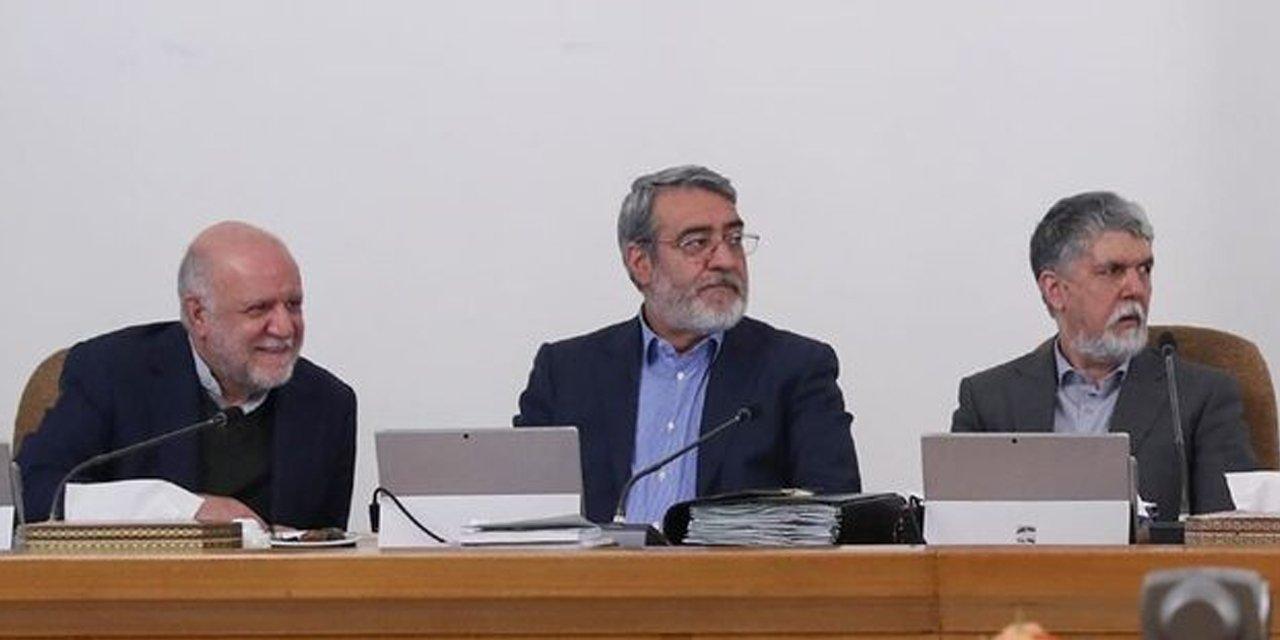 İranlı Bakan koronavirüsü yendi