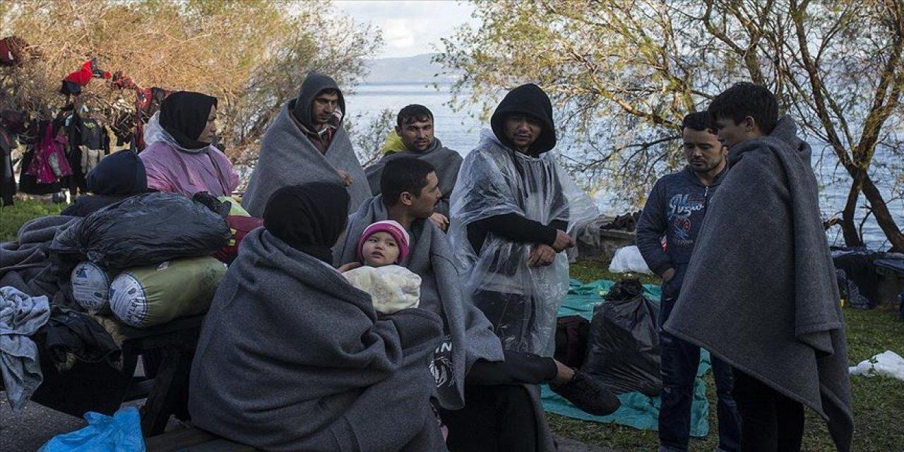 New York Times yazdı! Yunanlıların sığınmacılar için gizli yeri: 'Hayvanlar gibiyiz'