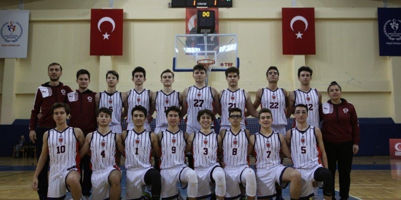 TREDAŞ Spor Kulüb Anadolu Şampiyonası'na hazırlanıyor