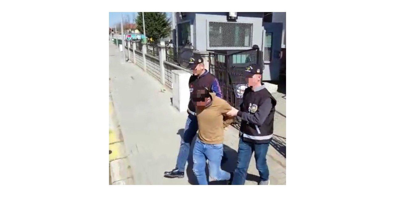 Televizyon, projeksiyon cihazı ve motosiklet çalan şahıslar yakalandı
